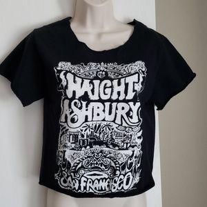 Tops - Haight Ashbury Tshirt Size S